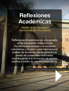 Reflexiones Académicas